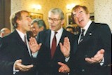 John Major joins songwriting team