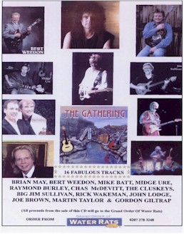 songwriting and songwriters join on 'The Gathering'